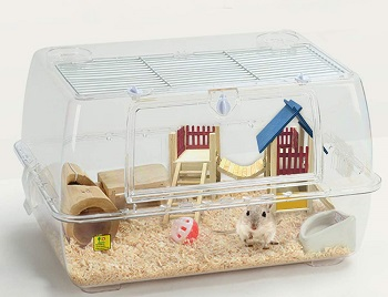 Pinvnby Play House For Hamster Review