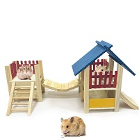 Pinvnby Play House For Hamster Summary