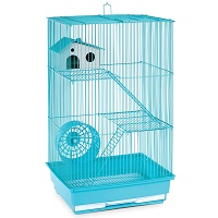 Prevue Hendryx Tall Hamster Cage Summary