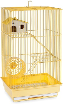 Prevue Hendryx Tall Hamster Cage