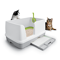 Purina Tidy Cats Non-Clumping Litter System Summary
