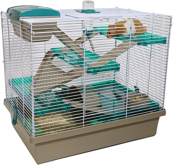 Rosewood Pico Hamster Cage Extra Large Review