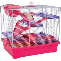 Rosewood Pico Hamster Cage Extra Large Summary