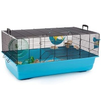 Savic Mickey 2 Hamster Cage Summary