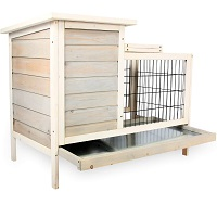 Scurrty Large Syrian Hutch For Hamsters Summary