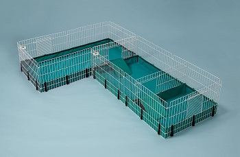 Small Animal Cage By Midwest Review