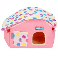 Tmishion Soft Pink Hamster House Summary