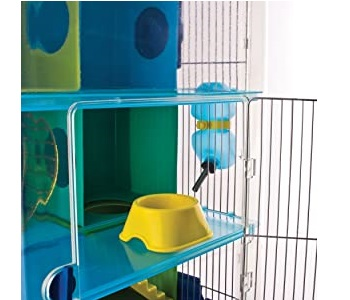 Ware Tall Safe Hamster Habitat Review