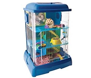 Ware Tall Safe Hamster Habitat