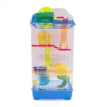 YML Dwarf Cage For Hamsters Review