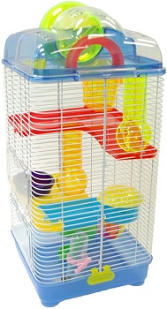 YML Dwarf Cage For Hamsters