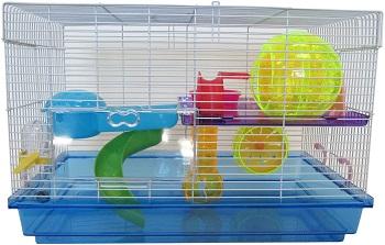 YML Plastic Hamster Enclosure Review