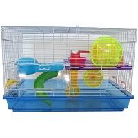 YML Plastic Hamster Enclosure Summary