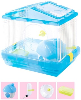 ZTCWS Acrylic Hamster Tank Review