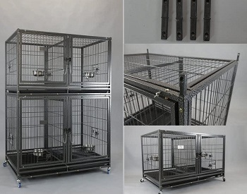 43-in Stackable Heavy Duty Cage Review