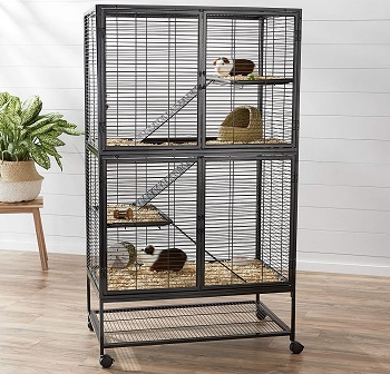 AmazonBasics Cage Review
