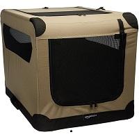 AmazonBasics Dog Travel Crate Summary