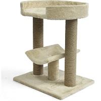 AmazonBasics Platform Cat Tree Summary
