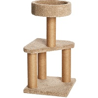 AmazonBasics Short Tree Large Cats Summary
