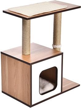 AmazonBasics Tree With Posts No Carpet