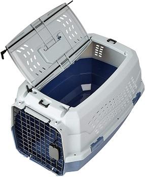 AmazonBasics Two-Door Pet Travel Carrier Review