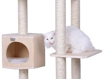 Armarkat Solid Wood Cat Tree