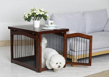Best Wooden Merry Pet 2in1 Pet Crate Review