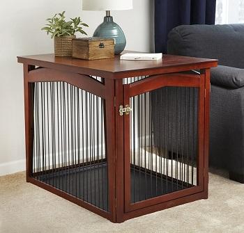 Best Wooden Merry Pet 2in1 Pet Crate