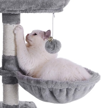 Bewishome Multi-Level Tree For Cats Review