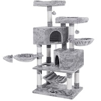 Bewishome Multi-Level Tree For Cats Summary