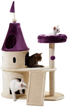 CAD Pet Cat Tree Playground Review