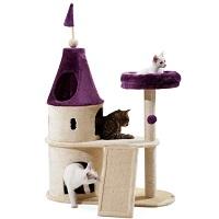 CAD Pet Cat Tree Playground Summary