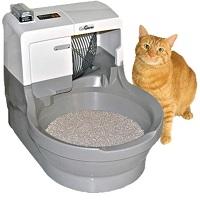CatGenie Self Washing Self Flushing Cat Box Summary