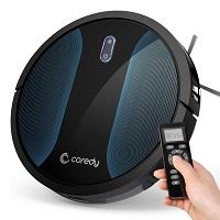 Coredy Robot Vacuum Cleaner SUmmary