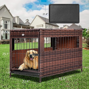 DEStar Heavy Duty Dog Crate Review