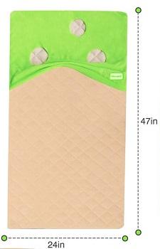 EXPAWLORER Bedding