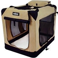 EliteField 3-Door Folding Soft Dog Crate Summary