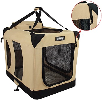 EliteField Soft Dog Crate Review