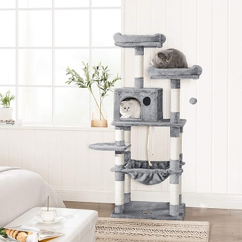 Feandrea Pretty Cat Tower Review