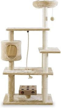 Furhaven White Tiger XXL Cat Tree Review