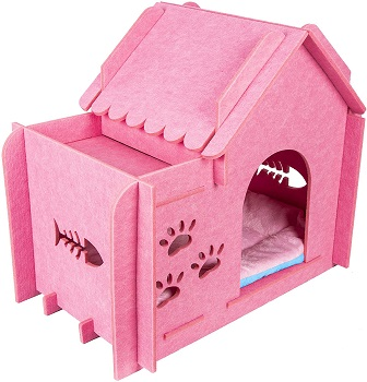 GEX Pink Cat Condo Review