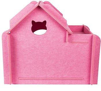 GEX Pink Cat Condo