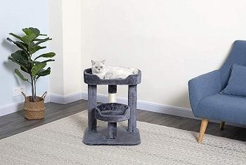 Go Pet Club Short Cat Tower Review
