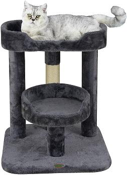 Go Pet Club Short Cat Tower