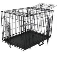 GoPetClub 3-Door Pet Crate Summary