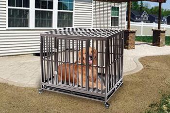 Haige Pet Dog Crate