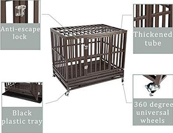 Haige Pet Heavy Duty Dog Crate Review