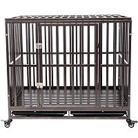 Haige Pet Heavy Duty Dog Crate SUmmary