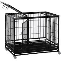 Heavy Duty Dog Crate Summary