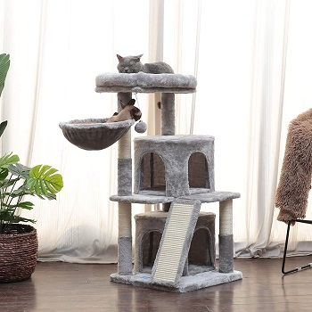 Hey Brother Cat Scratching Tree Review